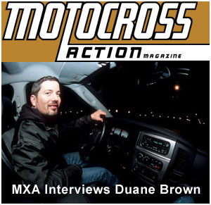MXA Interview