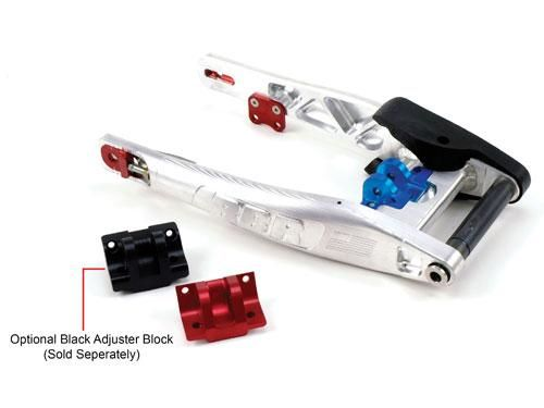 BBR SuperComp Adjustable Billet Swingarm