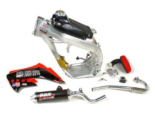 Bbr Motorsports Inc Item Discontinued