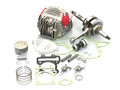 Big Bore Upgrade Kit - Kitaco 143SE - 160cc SE-4V *