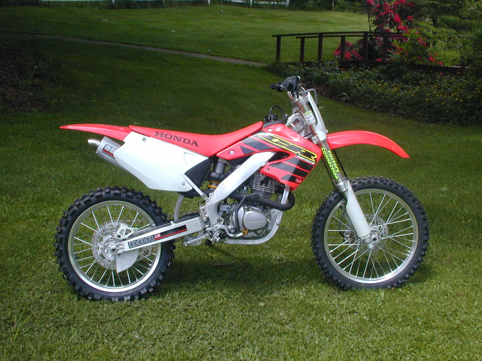 BBR XR200 Conversion