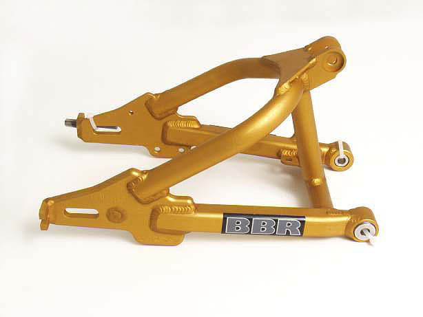 BBR Gold XR50 Swingarm