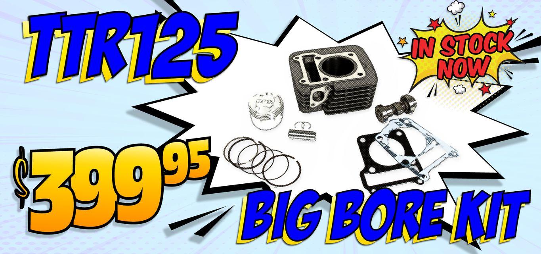 Ttr 230 Big Bore Kit