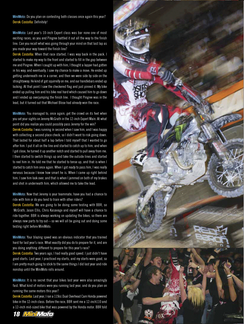MiniMoto 2007 Issue 3 - Page 2