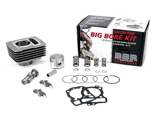 120cc Big Bore Kit with Cam - XR/CRF100
