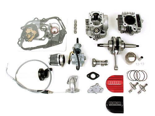 Bore Kit - 106cc Super Pro Stroker Kit / XR/CRF 50/70