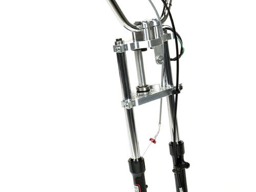 Fork Kit - SP-5 W/Bar Kit, Silver / XR/CRF50, 00-Present *