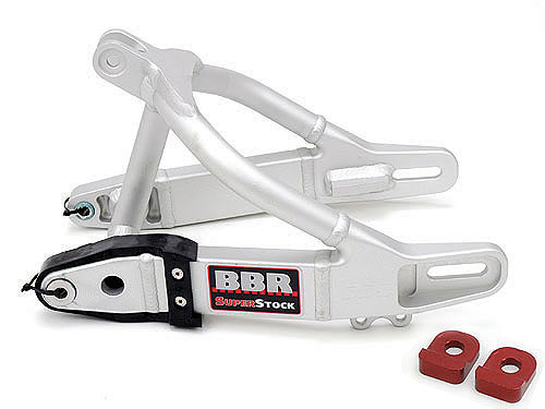BBR Super Stock swingarm for the Yamaha TTR50
